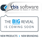 Orbis Software's new email signature.